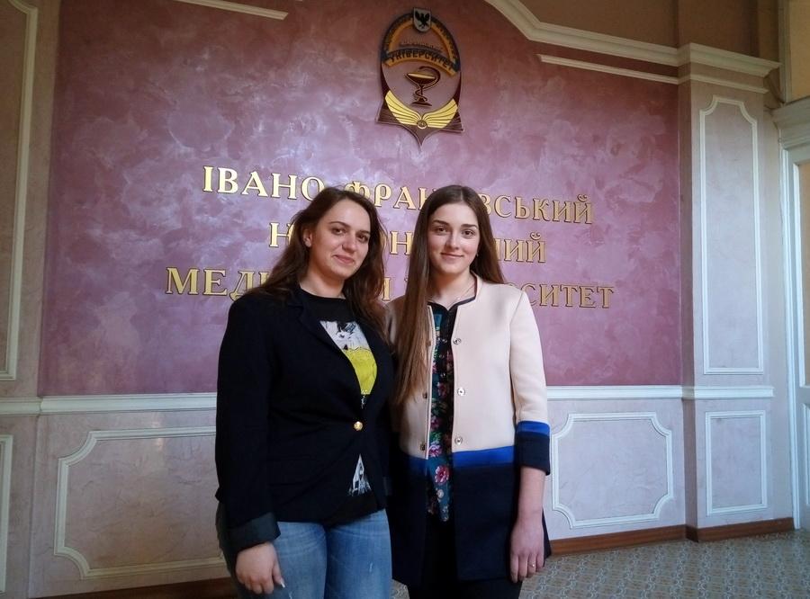Студентка медичного коледжу ІФНМУ перемогла на Міжнародному конкурсі української мови ім. Петра Яцика